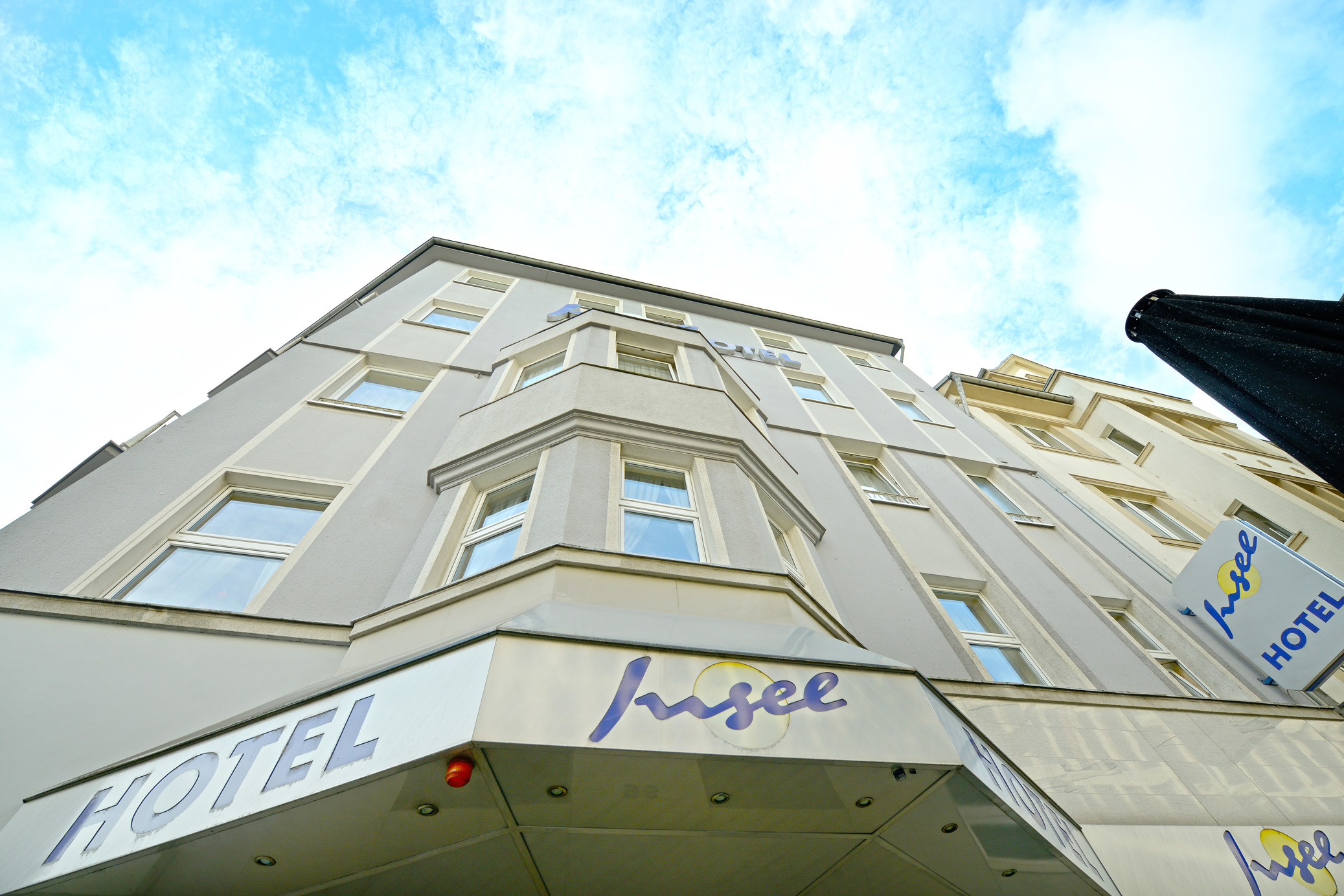 Insel Hotel, we're pleased to have you!